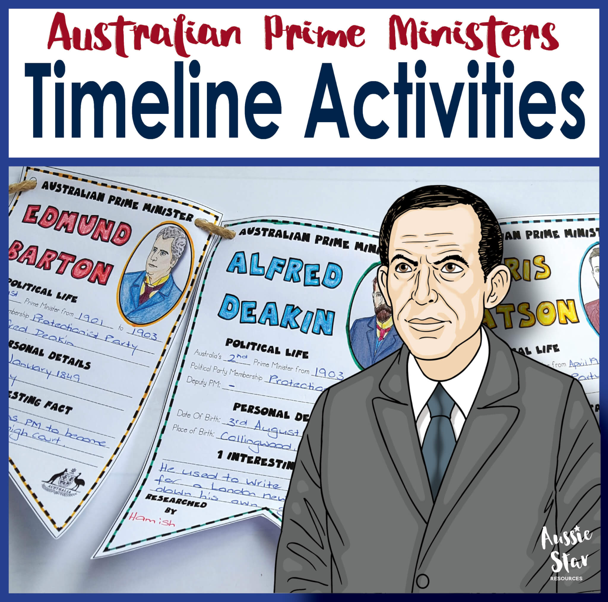 Australian-prime-ministers-timeline-cover