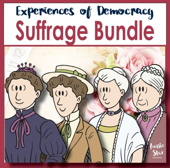 Australian- Womens-Suffrage-teaching-resources