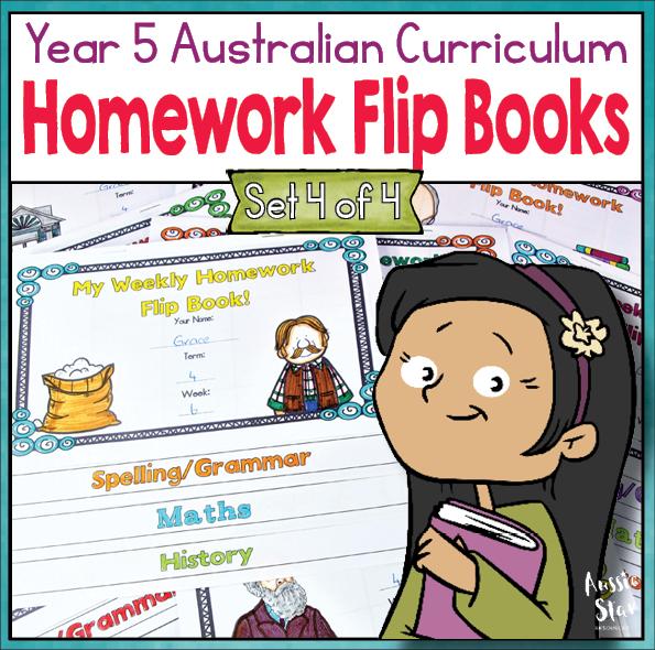 year-5-homeowrk-australian-curriculum-term-4