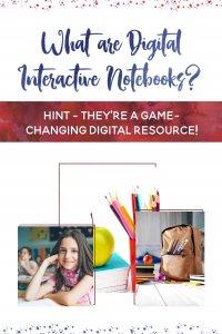 digital interactive notebooks