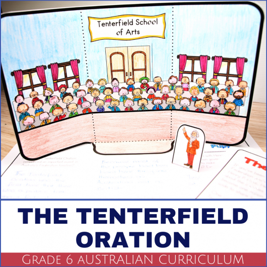Australian-fedration-tenterfield-oration-stage-activity