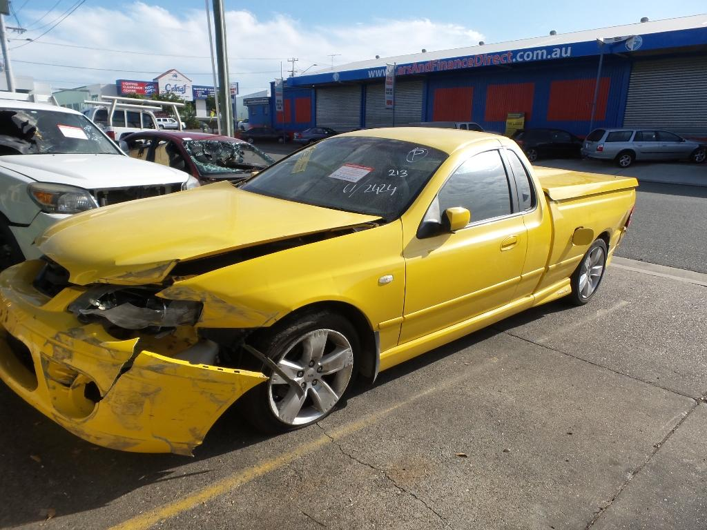 View Auto part Side Step/Skirt Ford Falcon 2006
