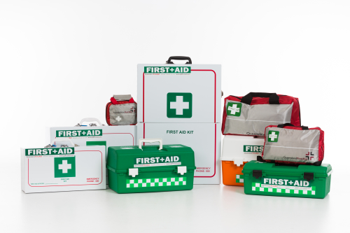First Aid Kits, Supplies, Restocking Service