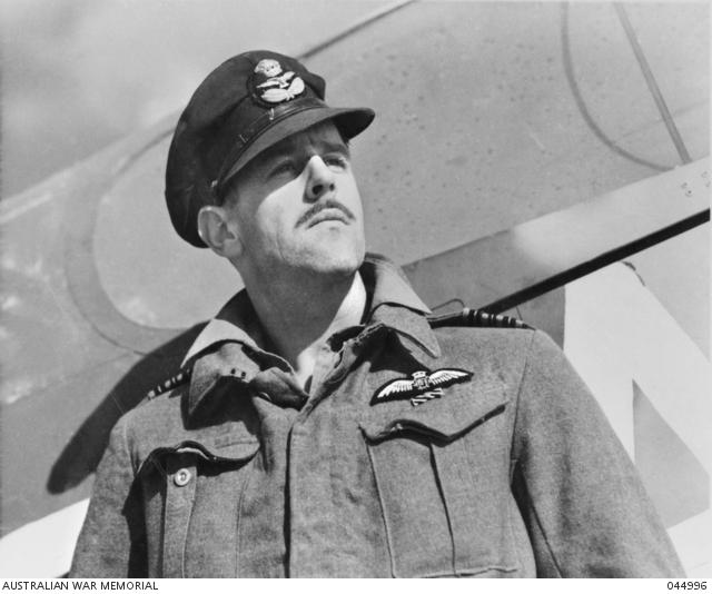 GROUP CAPTAIN CLIVE R. (KILLER) CALDWELL, DSO, DFC AND BAR, POLISH CROSS OF  VALOUR, LEADING RAAF ... | Australian War Memorial