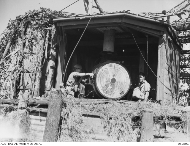Darwin nt 1943 06 23 searchlight post of the coast artillery download low res image aloadofball Choice Image