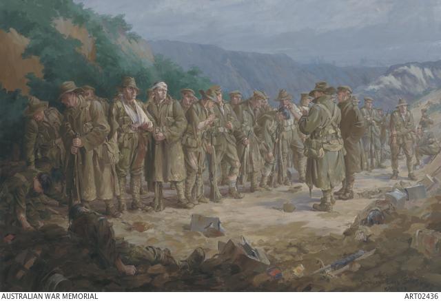 Roll Call The Australian War Memorial