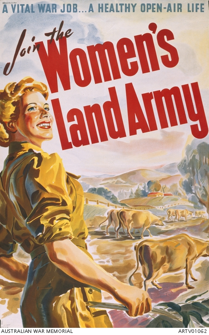 the role of women in australia