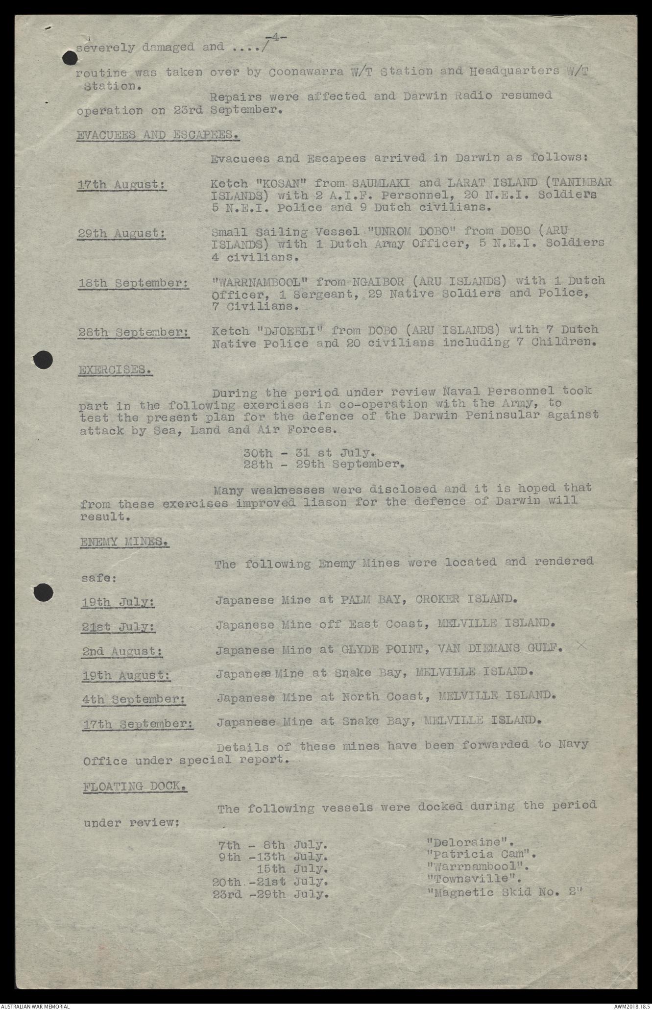 AWM78 400 2 PART 4 January 1941 September 1945