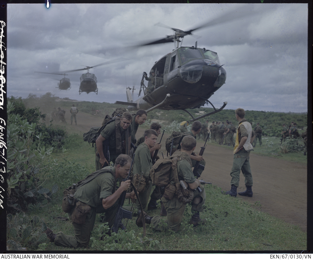 Vietnam War 1962–75 | The Australian War Memorial