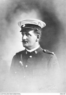 PORTRAIT OF MAJOR EDWARD THEODORE PASCOE, MID, AUSTRALIAN ARMY MEDICAL CORPS (DENTAL)