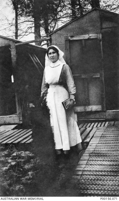 Australian Army Nursing Service Aans 1914 1918 Working