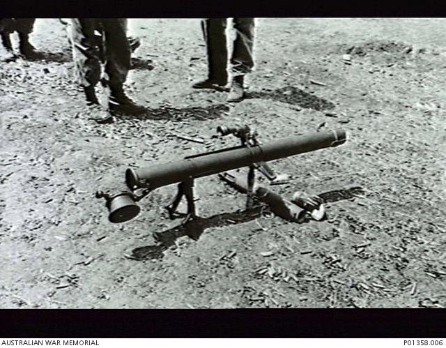 NUI DAT, SOUTH VIETNAM, 1968-03. AN M67 90MM RECOILLESS RIFLE (RCL ...