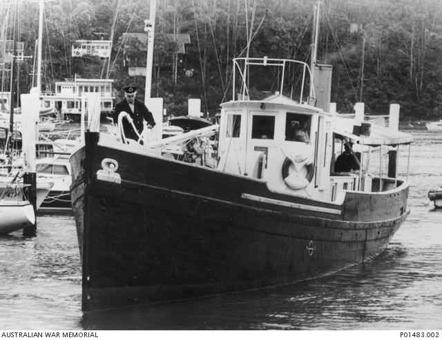 MV Krait