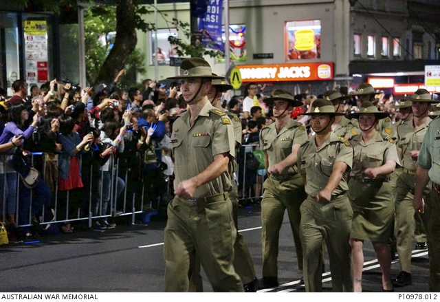 Gay australian army photo