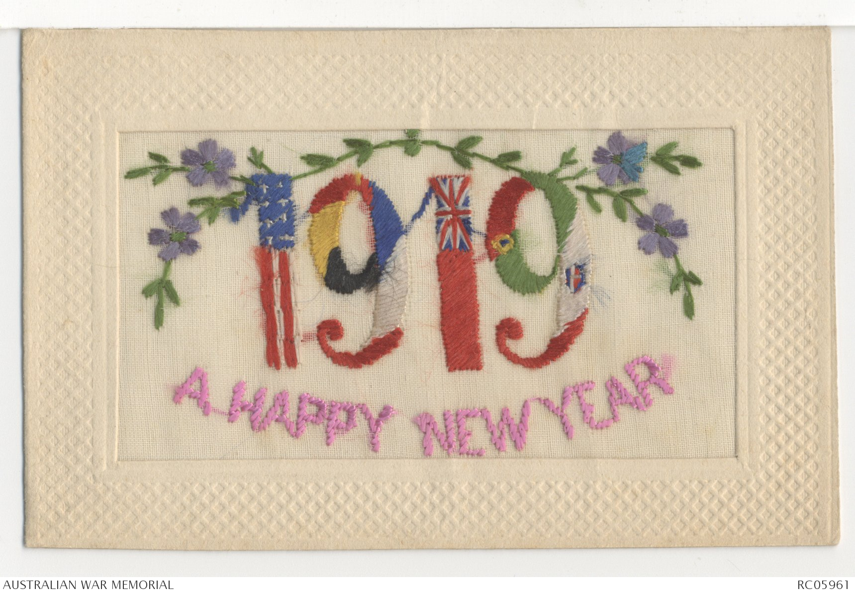3 Year Loans >> 1919 Happy New Year | The Australian War Memorial