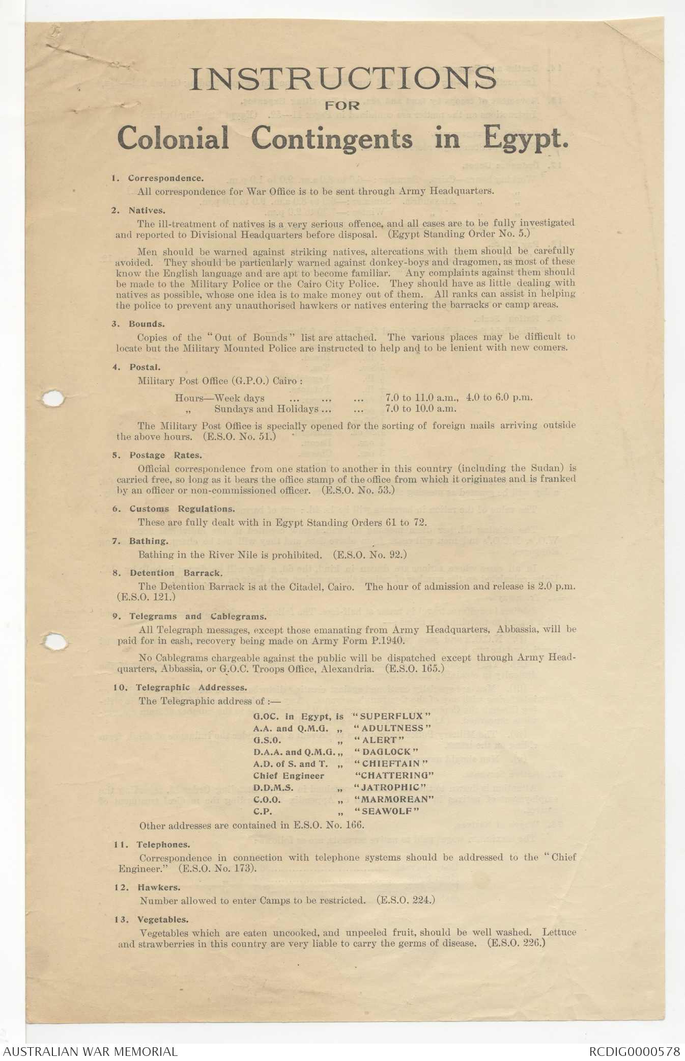 Personal Files Book 2 1 February 23 1915 The Australian Wiring Regulations Enlarge