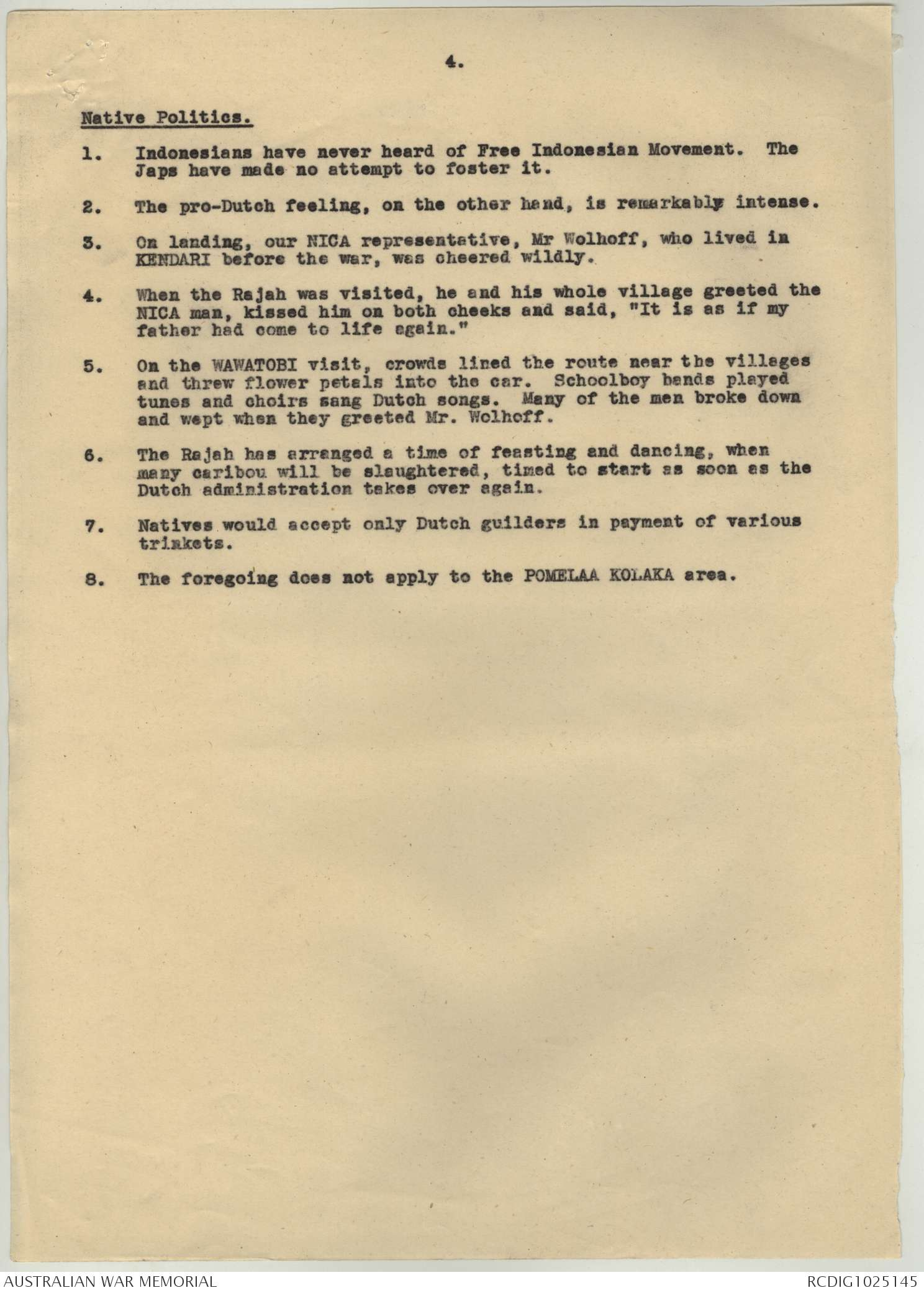 AWM52 8/3/27/103 - December 1945, part 1 of 2 | The