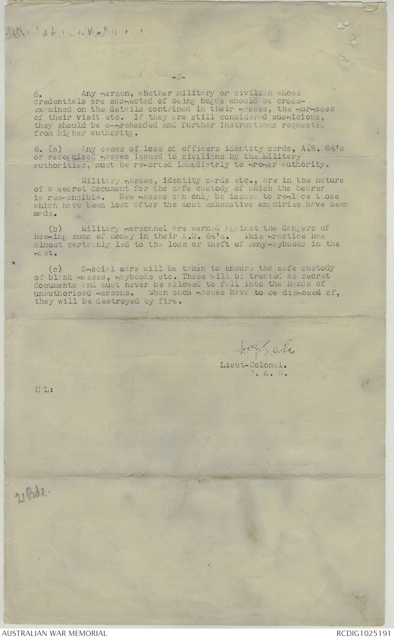 AWM52 8 3 27 31 July 1941 Appendices part 1 of 2