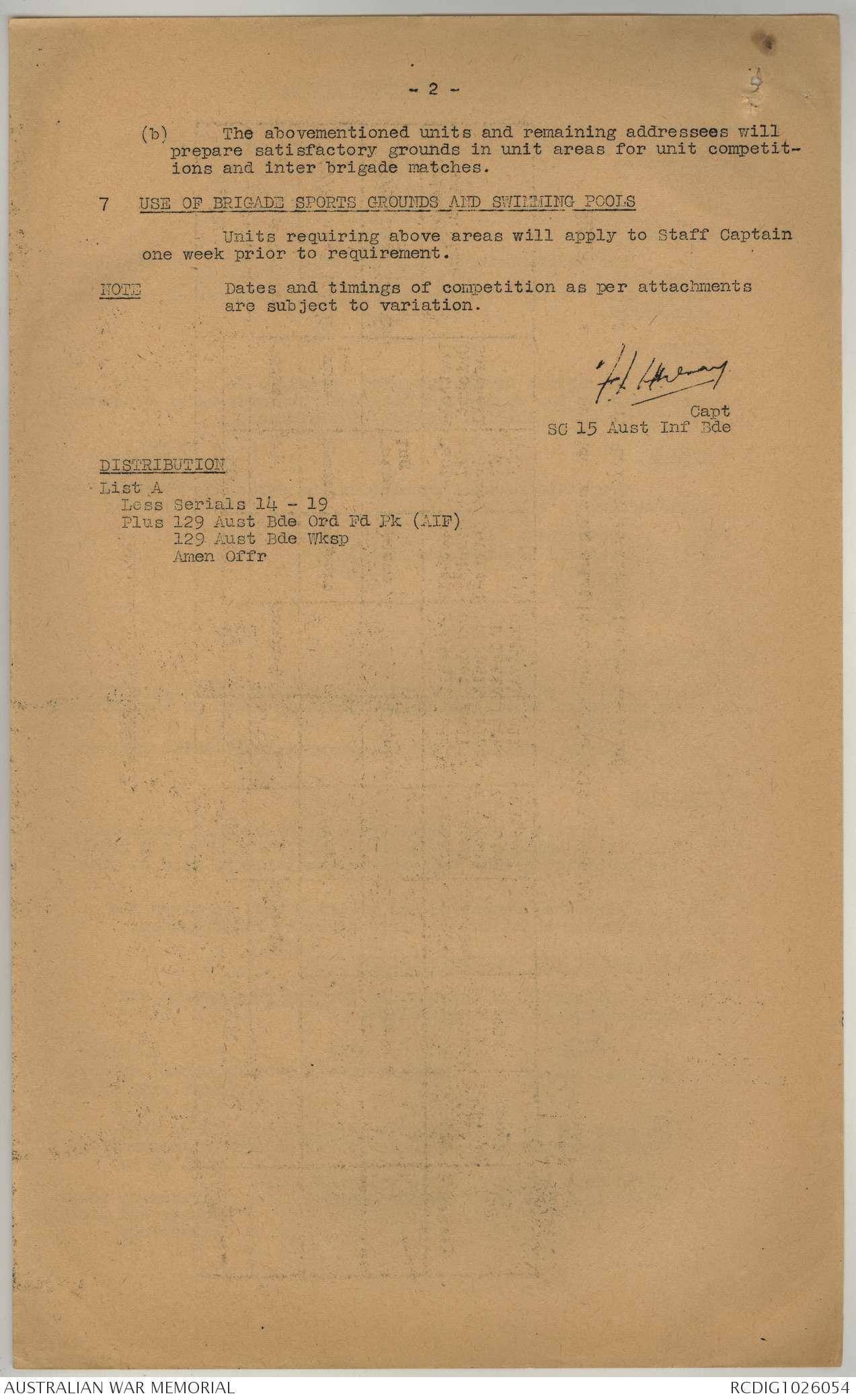 AWM52 8/2/15/88 - February 1945 | The Australian War Memorial