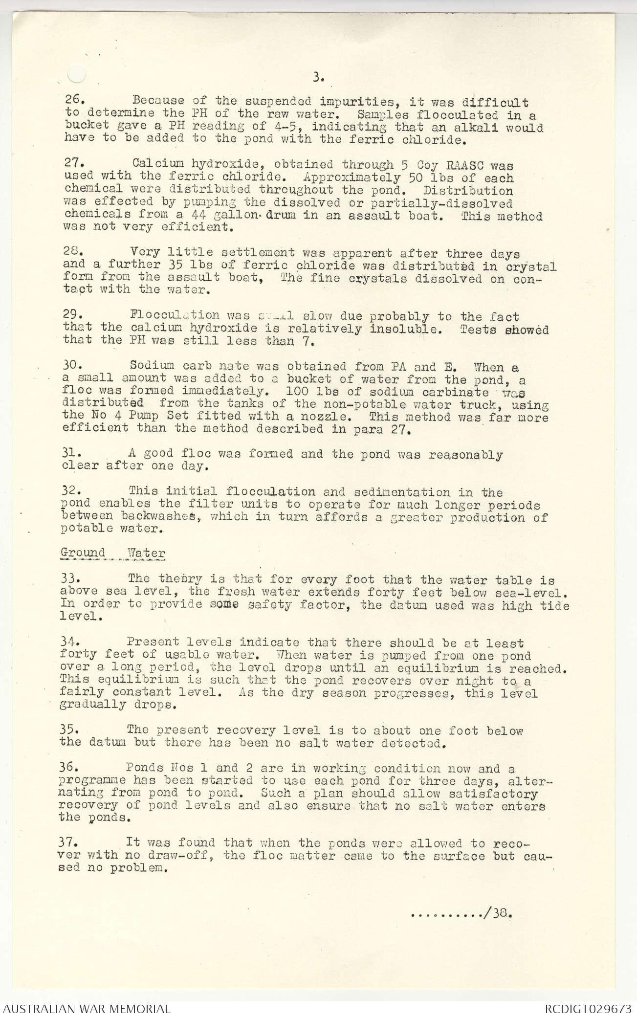 AWM95 4/4/46 - 1-30 April 1969, Annexes J-O   The Australian