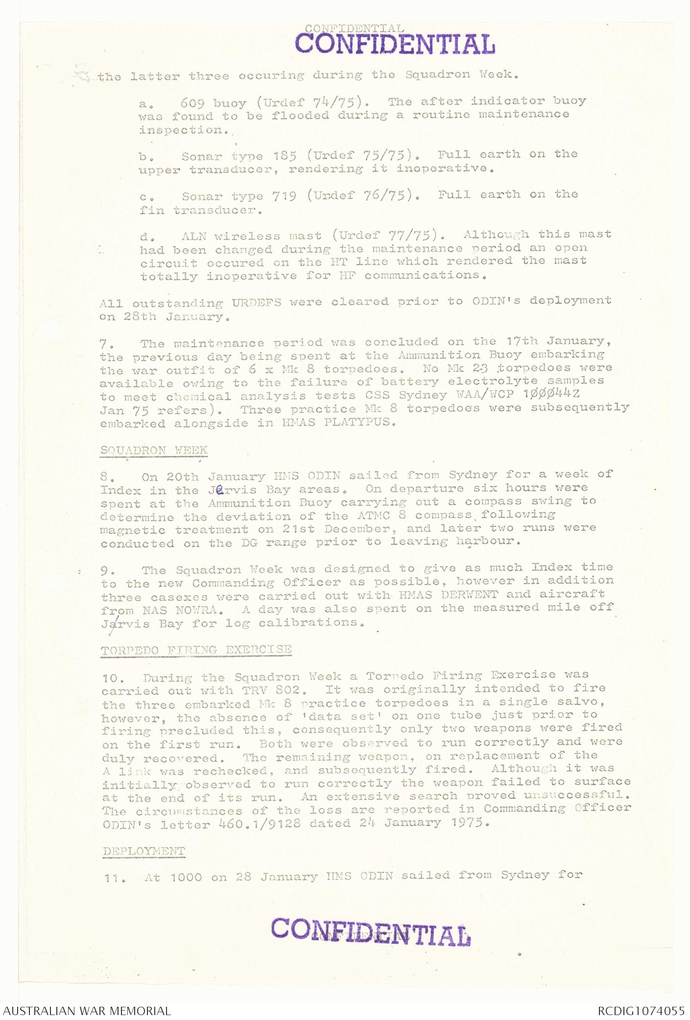 Awm78 281 3 January September 1975 The Australian War Memorial Image Low Battery Indicator Circuit Download Res