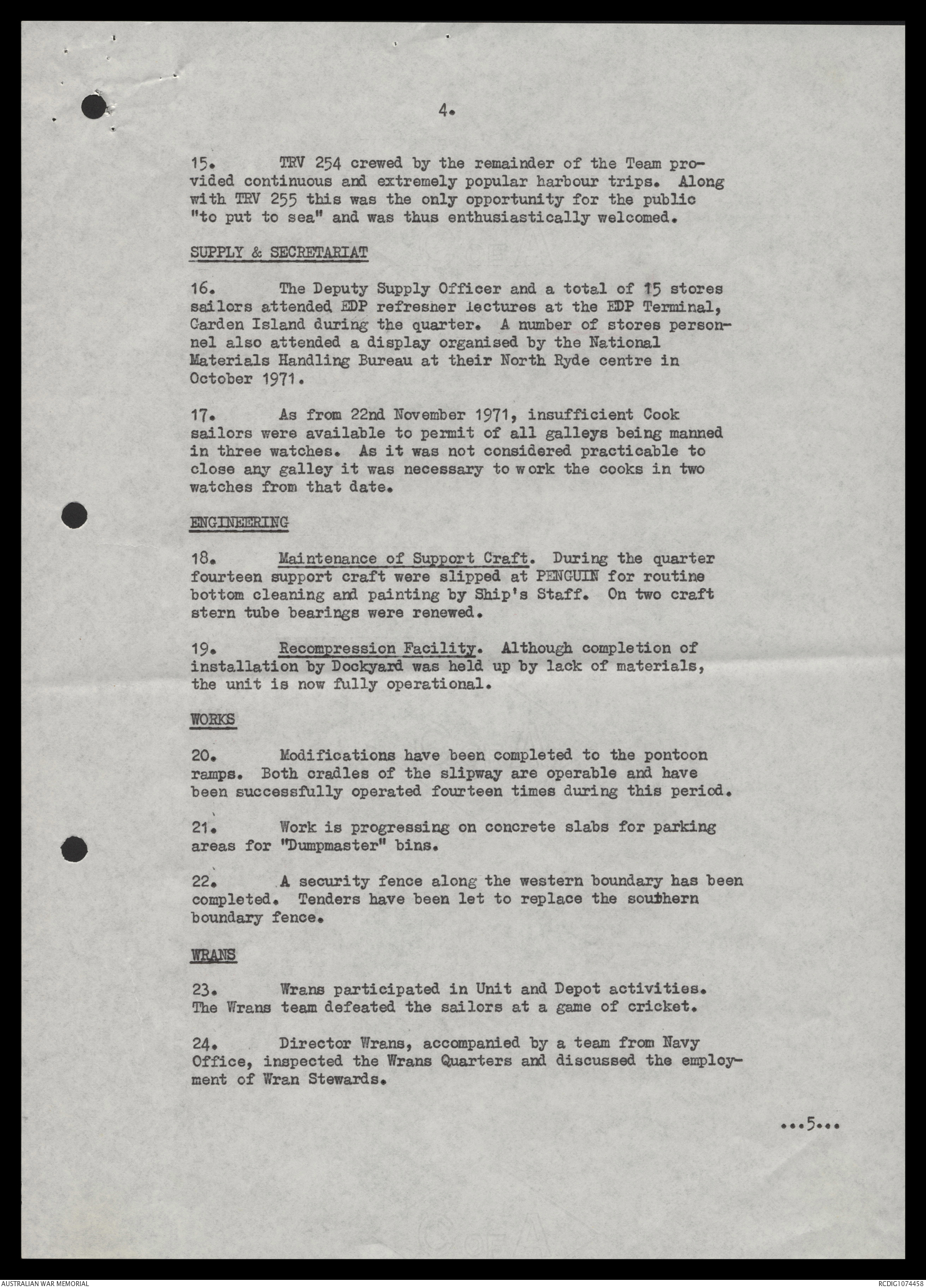 AWM78 440/4 - January 1971 - December 1972 | The Australian War Memorial