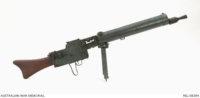 Maxim MG08/15 Light Machine Gun  303 Conversion | The Australian War
