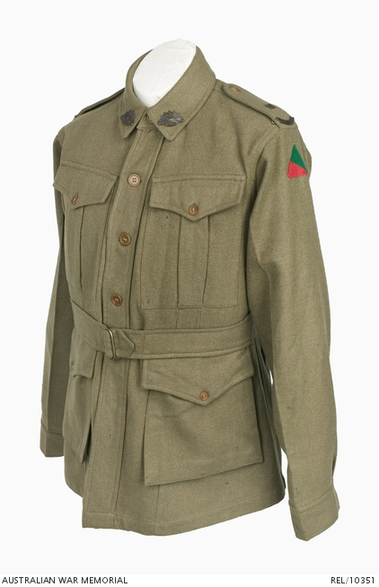 The Australian Imperial Force Aif Other Ranks Uniform