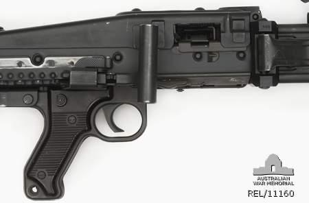 MG3 Machine Gun : Royal Australian Armoured Corps | The