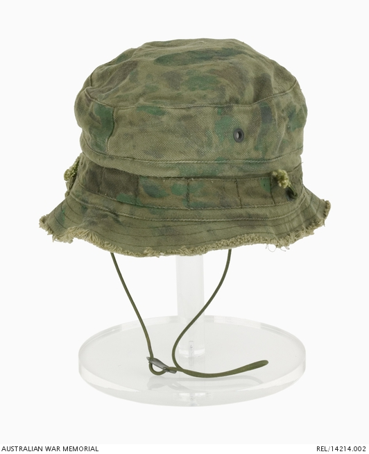 5abdb3c6d Australian bush hat : Trooper D R Barnby, 2 Squadron, Special Air ...