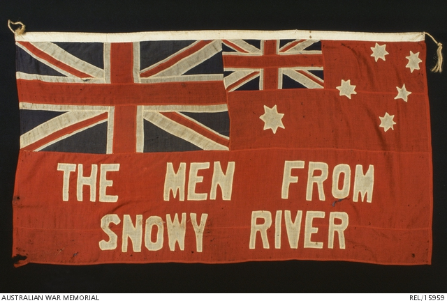 The Men from Snowy River banner