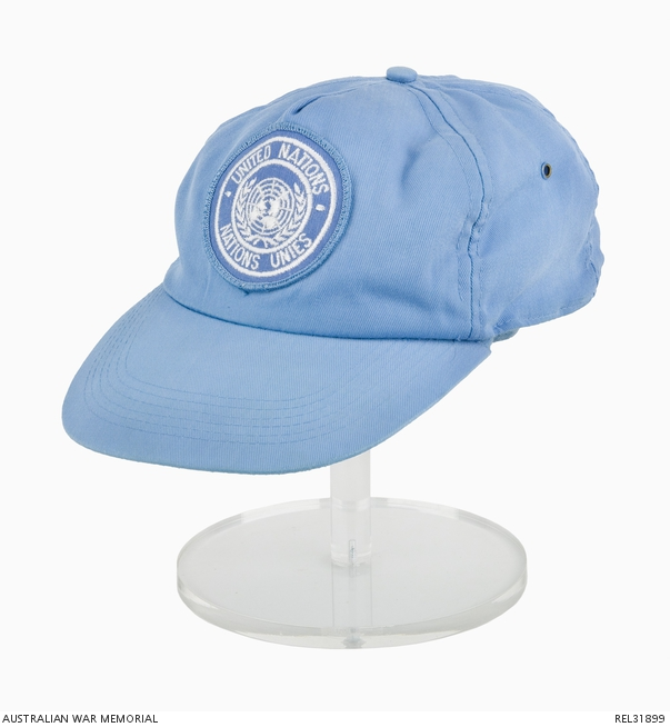 United Nations baseball cap   Bombardier N E Price 7ad4b186dac