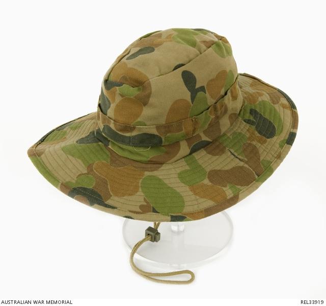 da1b11fd707 DPCU sun hat   Corporal A A Rutledge