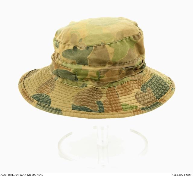 acee2bdc423 DPCU bush hat   Corporal A A Rutledge