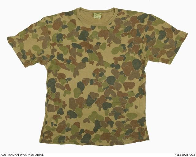 245354e2390 DPCU T-shirt   Corporal A A Rutledge