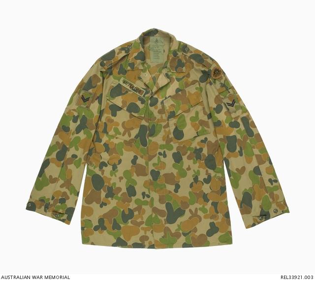 b0ce38bc99d DPCU shirt   Corporal A A Rutledge