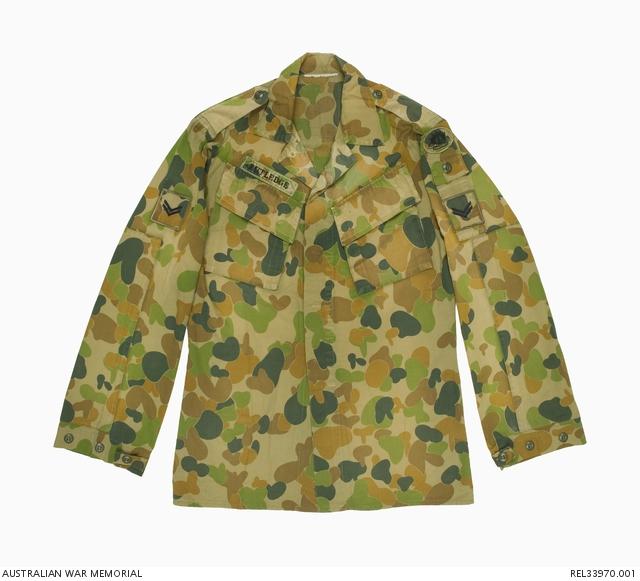 3db3b3c1a07 DPCU Long sleeved shirt   Corporal A A Rutledge