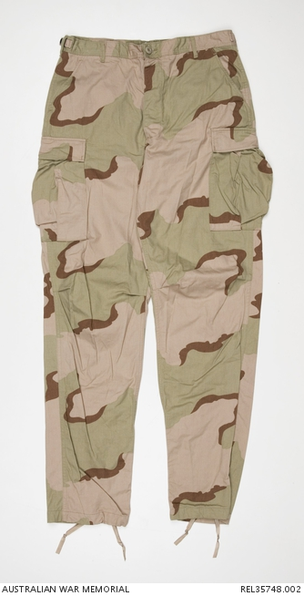 timeless design hot-selling discount super popular US desert camouflage pattern combat trousers : Major T F ...
