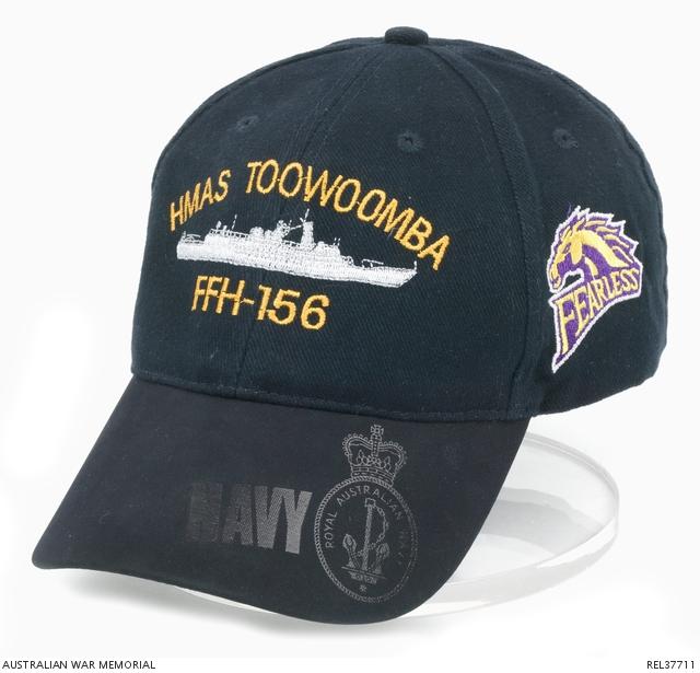 74233e03335 Baseball cap   Chief Petty Officer S Eades
