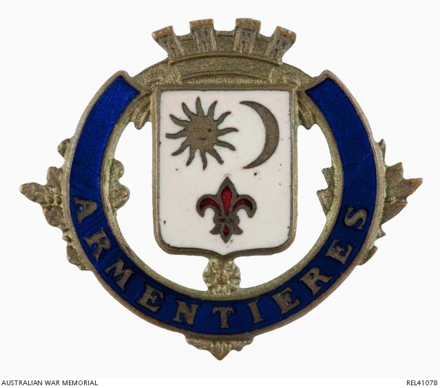 Commercial Sweetheart Jewellery | The Australian War Memorial