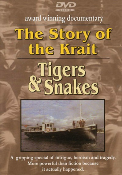 Story of the Krait: Tigers and Snakes [DVD]