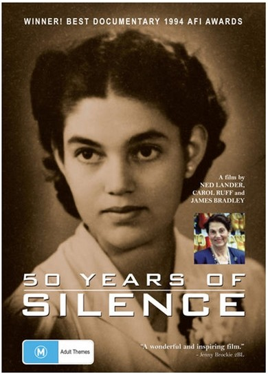 50 years of silence DVD