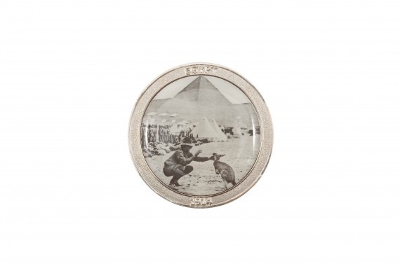 Medallion: First World War, 1914