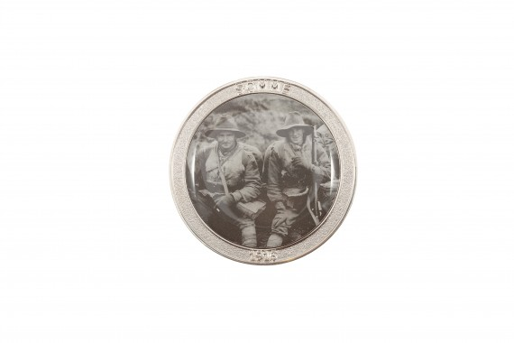 Medallion: First World War, 1916