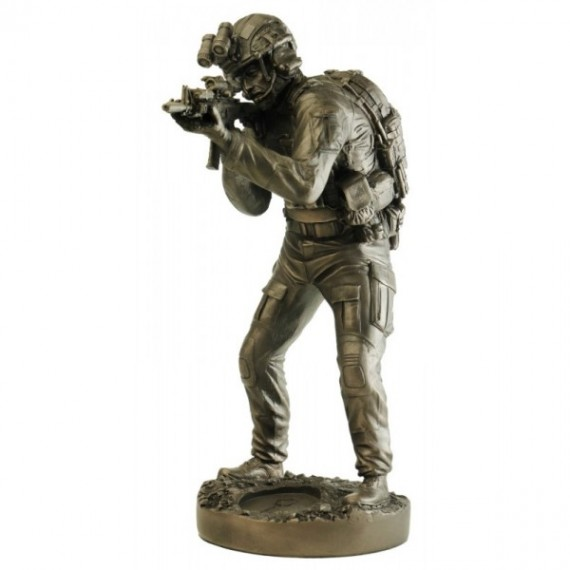 Figurine: Special Forces Operator 2016