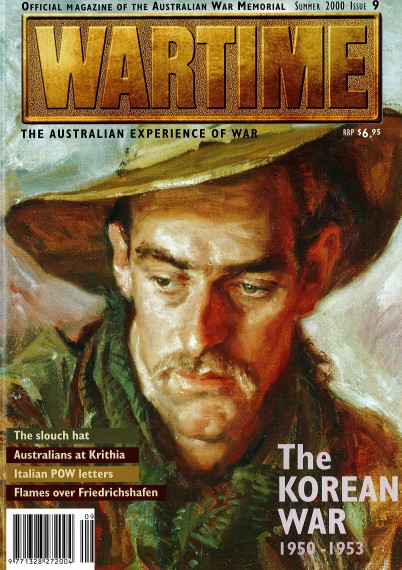 Wartime magazine issue 9