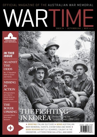 Wartime Magazine Issue 56
