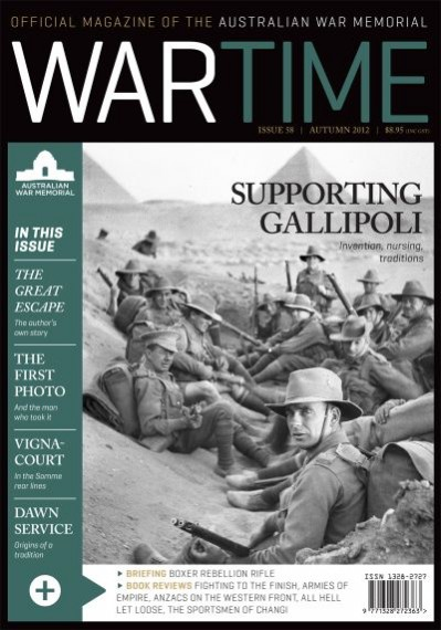 Wartime Magazine Issue 58