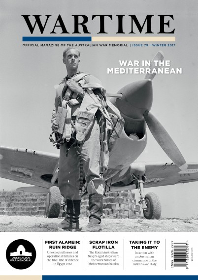 Wartime magazine issue 79