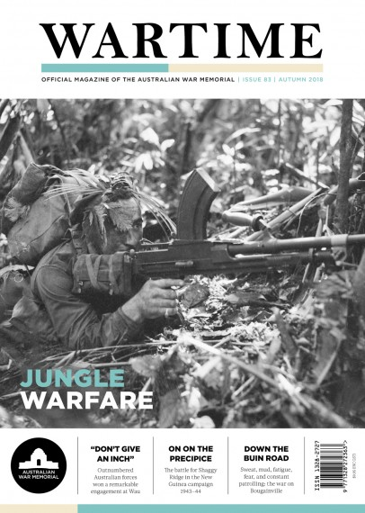 Wartime magazine issue 83